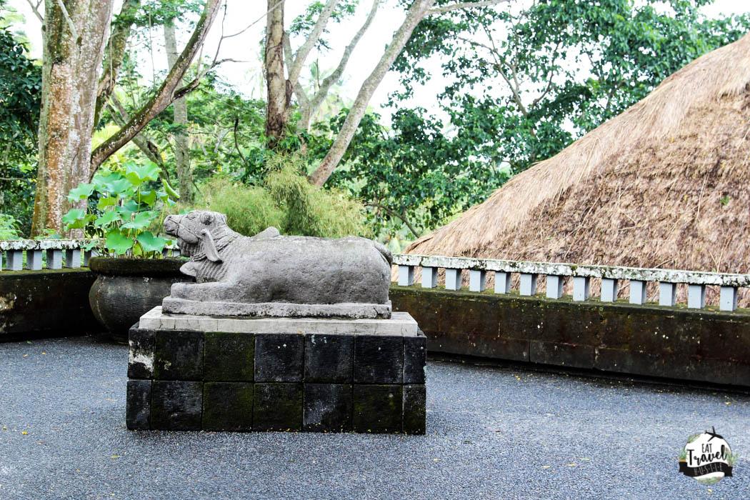 entry of alila ubud resort