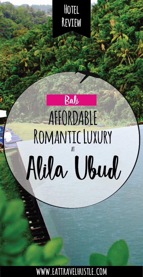 Alila Ubud Hotel Review Bali pin