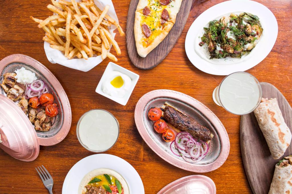 Zaytinya DC restaurant