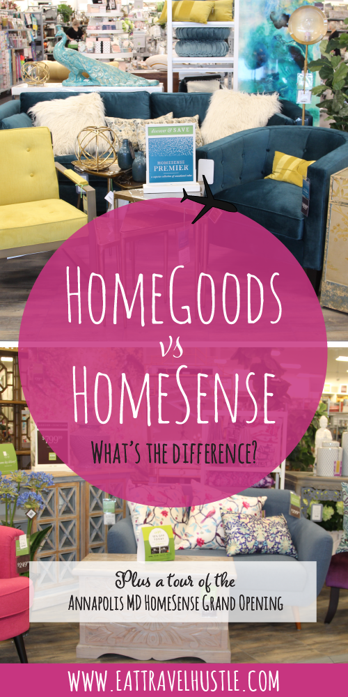 HomeGoods vs HomeSense - HomeSense Annapolis store grand opening