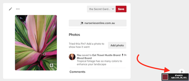 color code - Eat Travel Hustle | Blog | Recipes, Tips, Hacks, Bucket