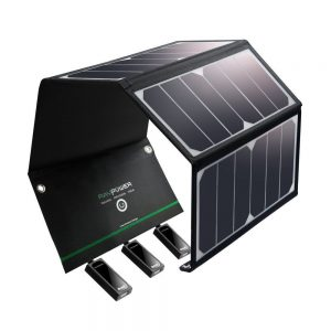 ravpower solar panel charger