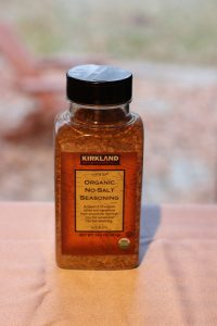 Kirkland Signature Organic No Salt Seasoning